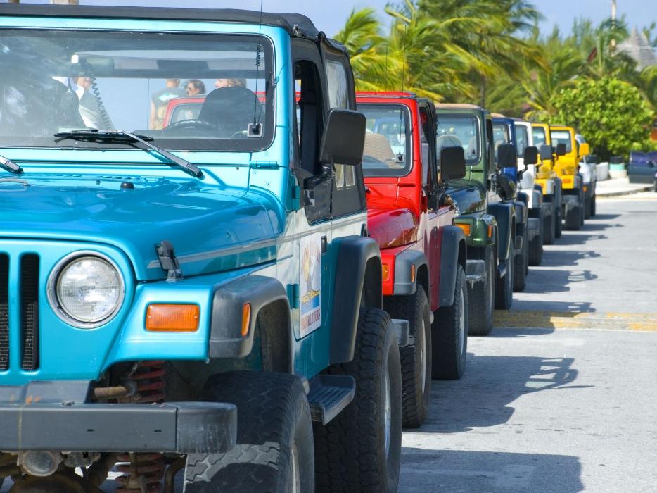 photoblog image Jeep Derby