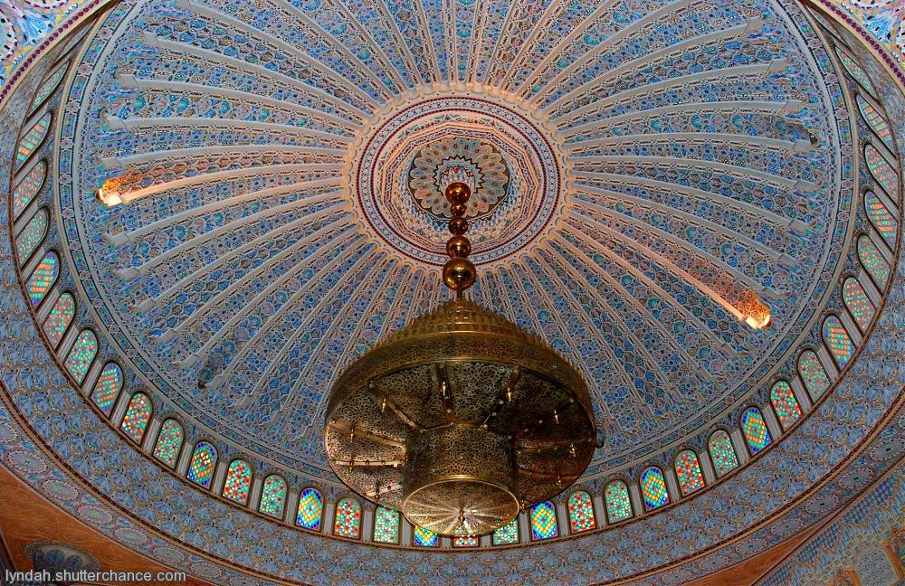 photoblog image Domed Ceiling