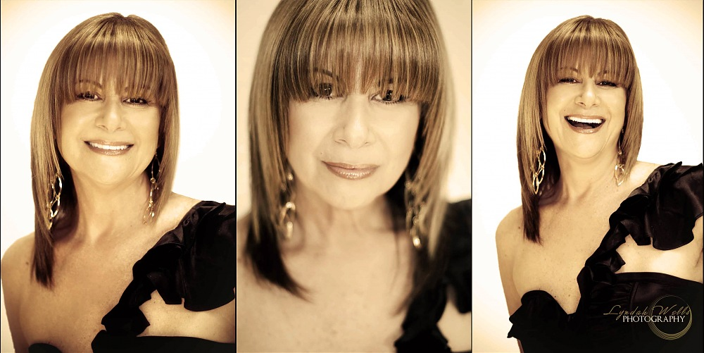photoblog image Hair Shoot- Tryptych